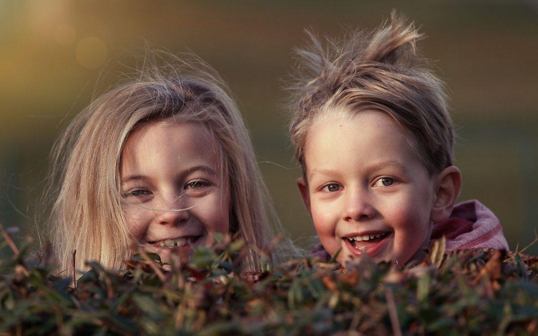 Sådan hjælper du dit barn med sansestimulering